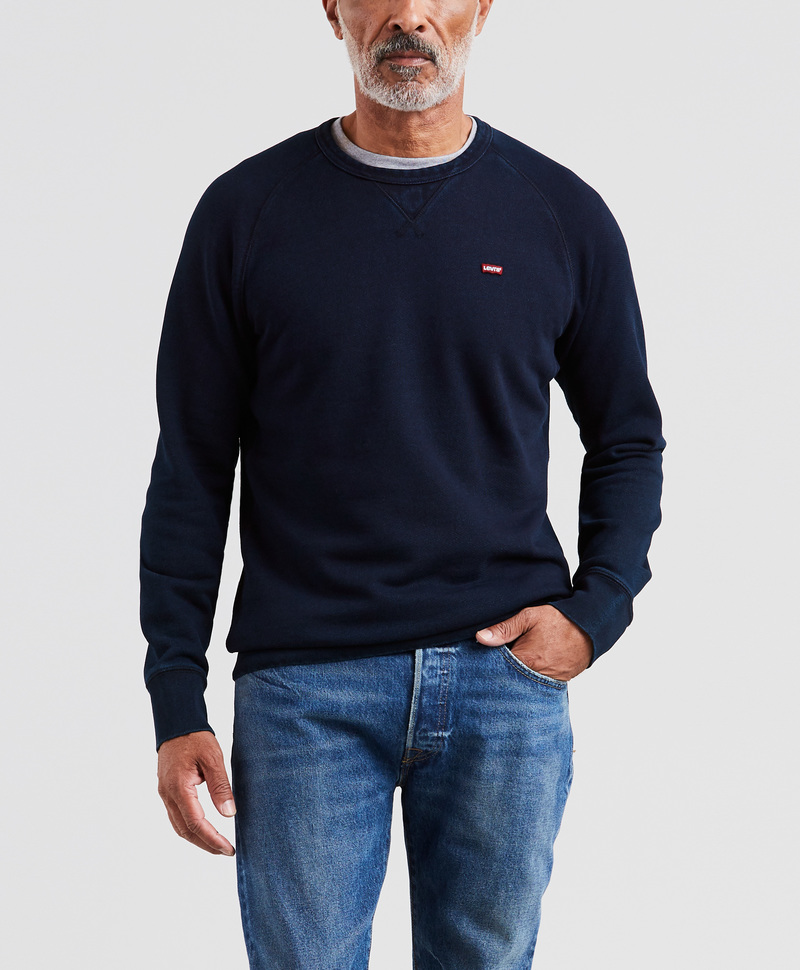 Levi's Original Sweater Navy foto 4