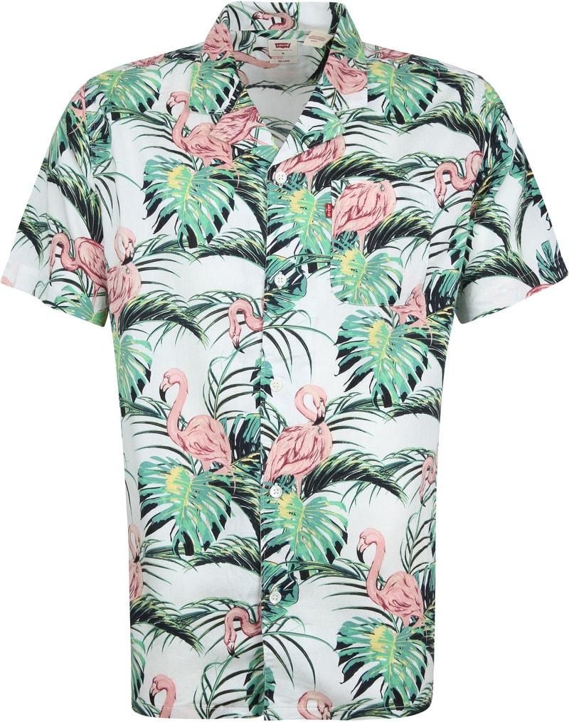 Levi's Overhemd Flamingo foto 0