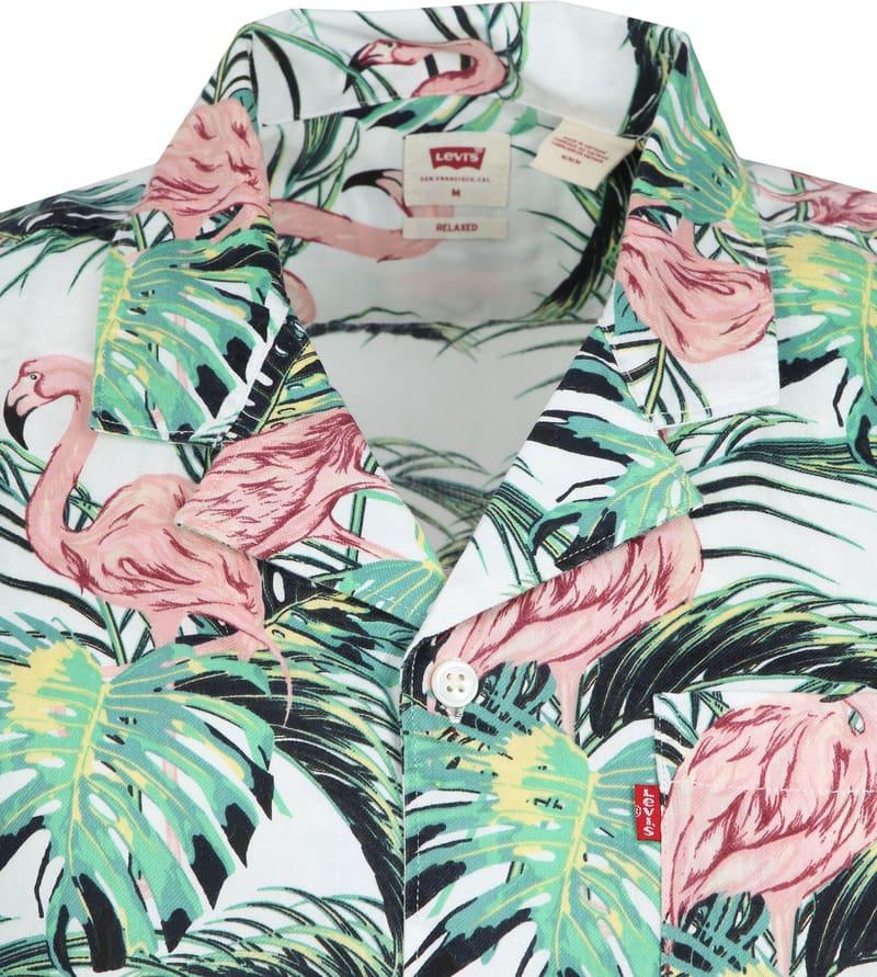 Levi's Overhemd Flamingo foto 1