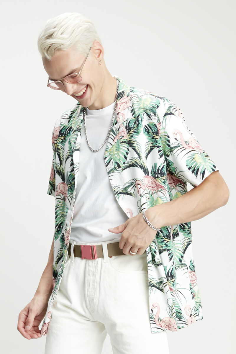 Levi's Overhemd Flamingo foto 5