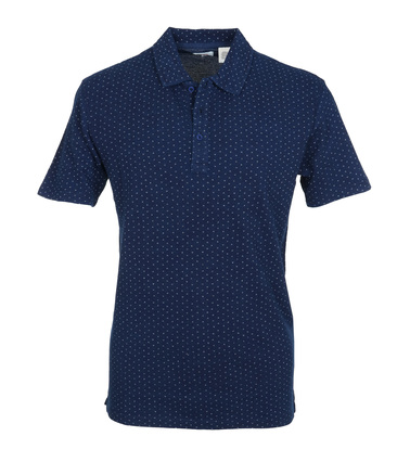 Levi's Polo Print Indigo  online kaufen | Suitable