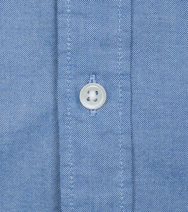Detail Levi\'s Shirt Sunset Blauw