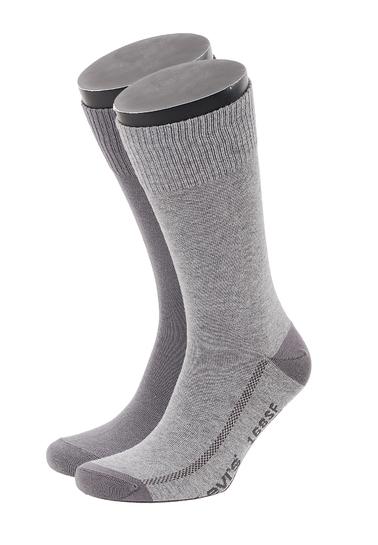 Levi's Socken Baumwolle 2-Pack Grau 758