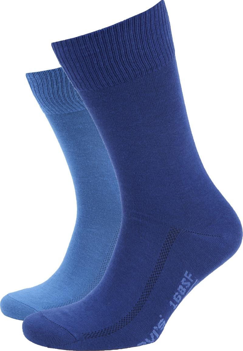 Levi's Socks 2-Pack Blue photo 0