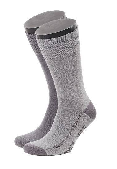 Levi's Socks Cotton 2-Pack Grey 758