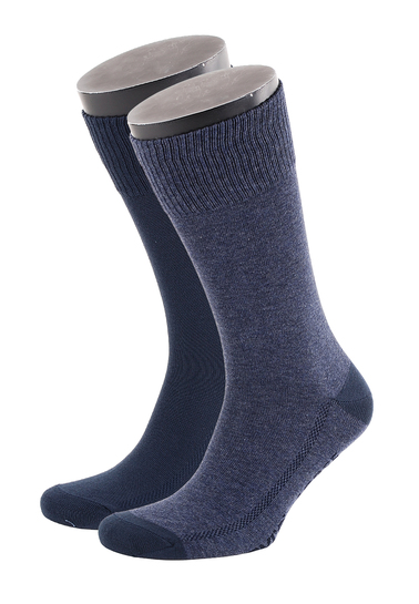 Levi's Socks Cotton 2-Pack Indigo 825 photo 0