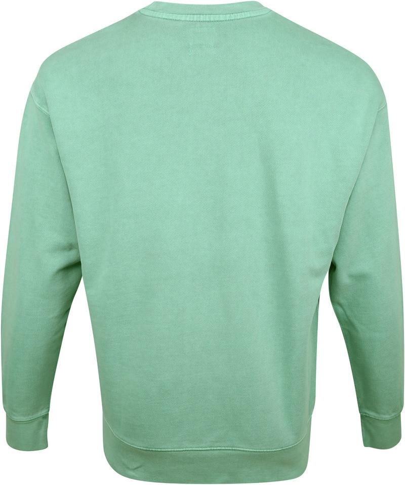 Levi's Sweater Groen foto 3