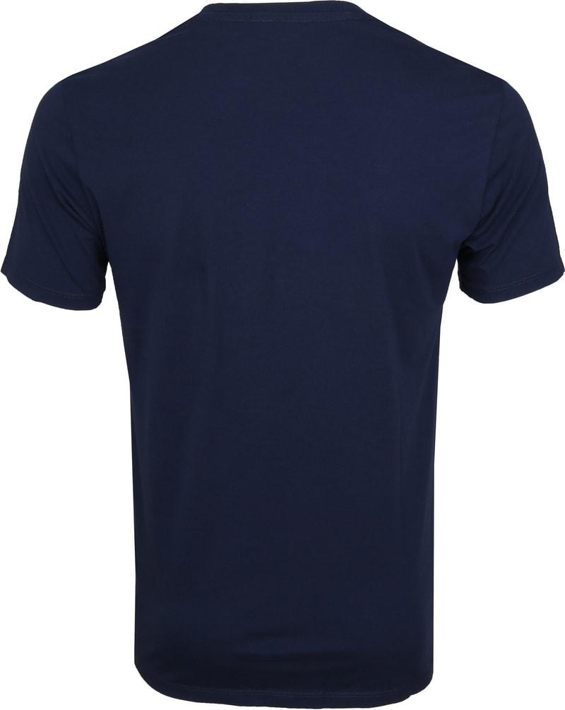 Levi's T-shirt Classic Logo Navy photo 2