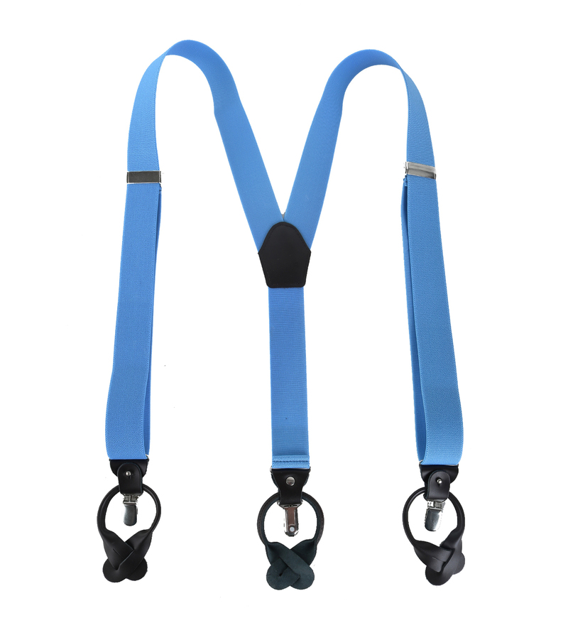 Light Blue Suspenders photo 1