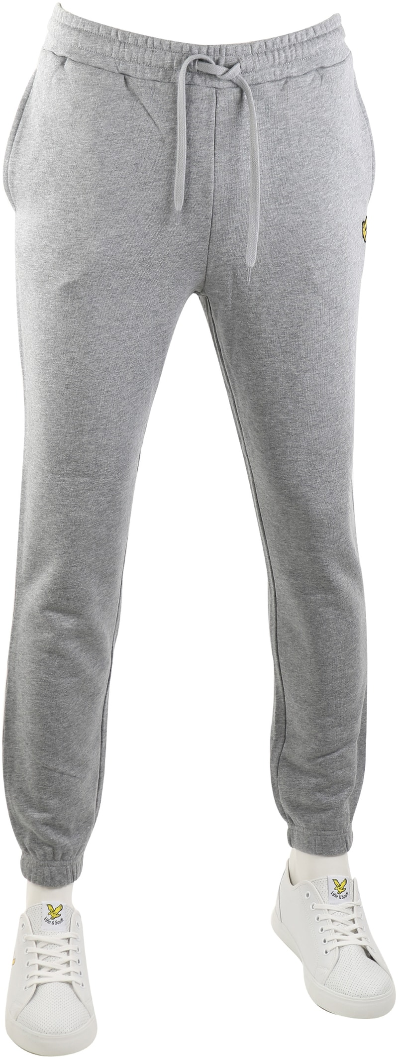 Lyle & Scott Joggingbroek Grijs  online bestellen | Suitable