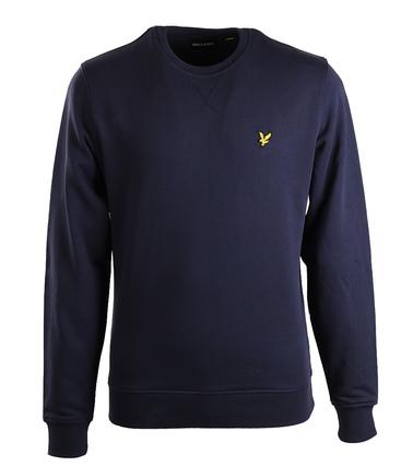 Lyle & Scott Sweater Donkerblauw  online bestellen | Suitable