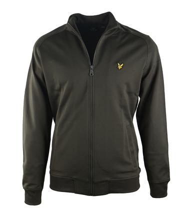 Lyle & Scott Tricot Vest Groen  online bestellen | Suitable