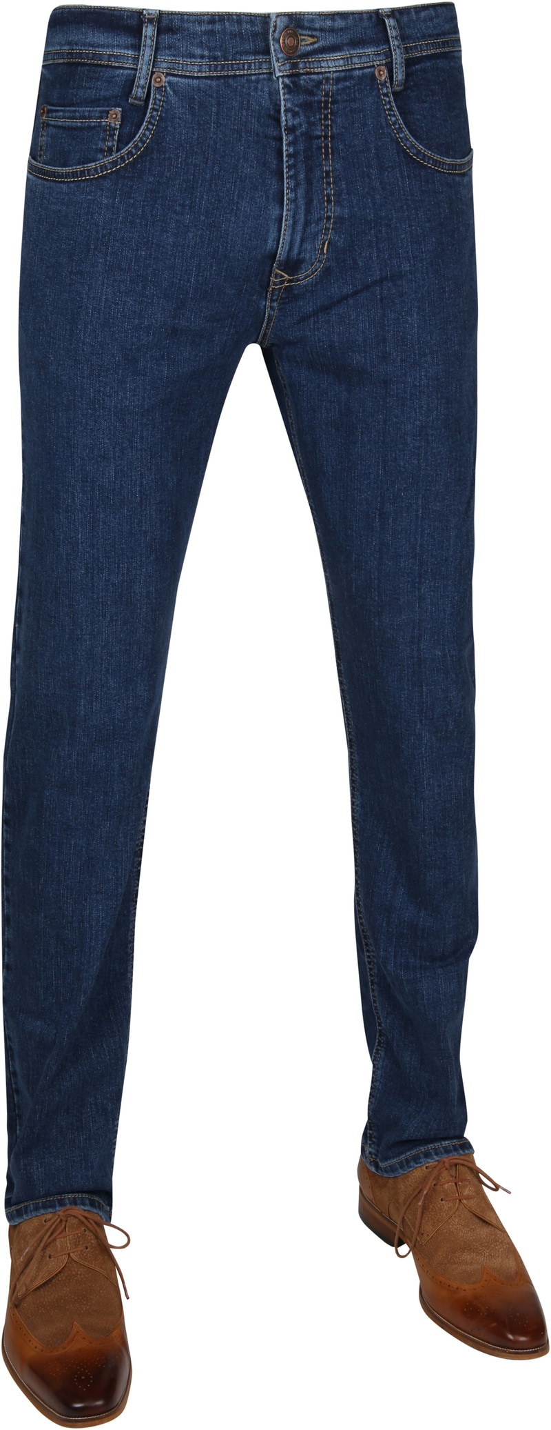Mac Arne Jeans Light Used Blue photo 0
