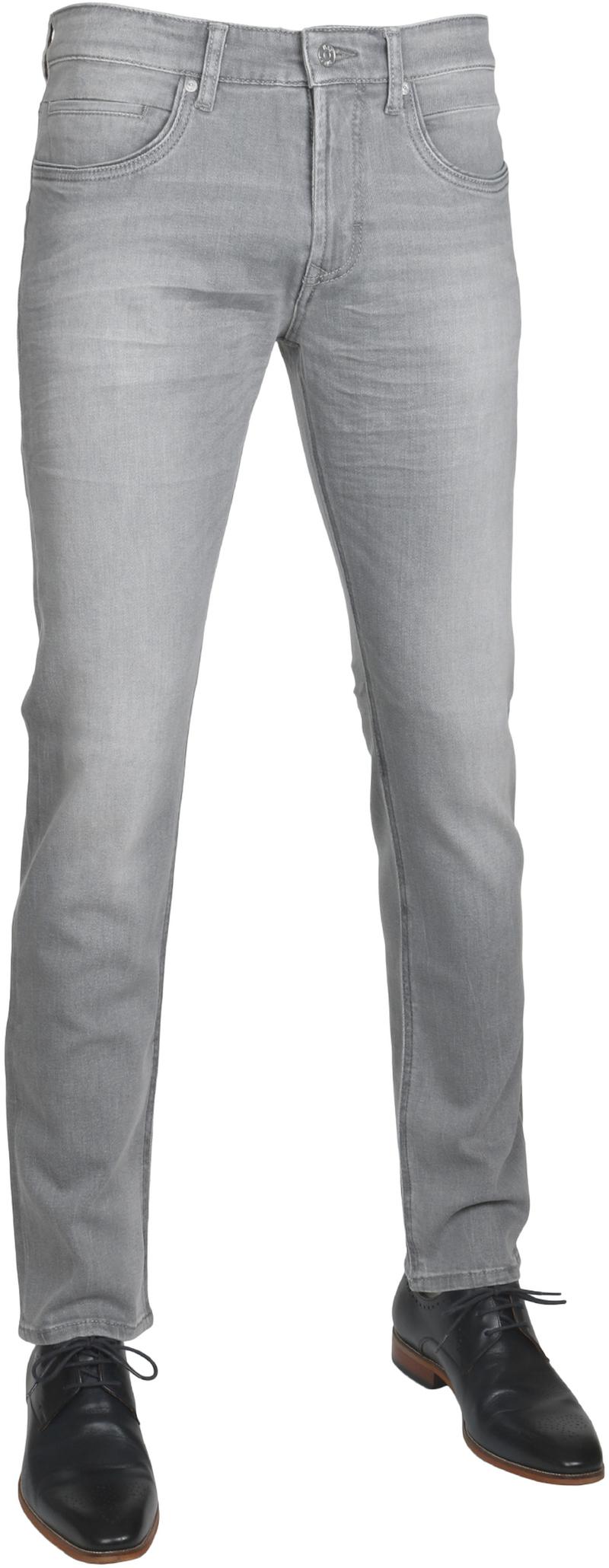 Mac Jeans Arne Grey H819 photo 0