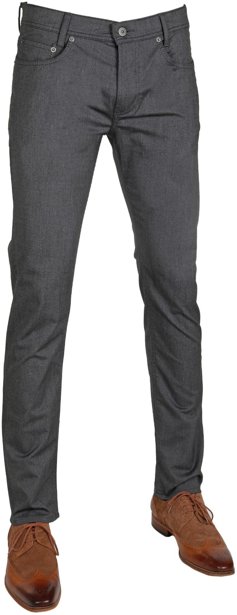 Mac Jeans Arne Pipe Antraciet  online bestellen | Suitable