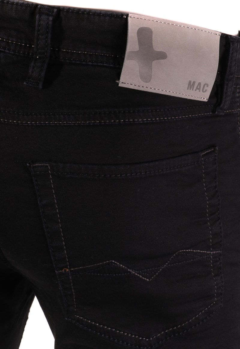 Mac Jog'n Jeans Schwarz Foto 2