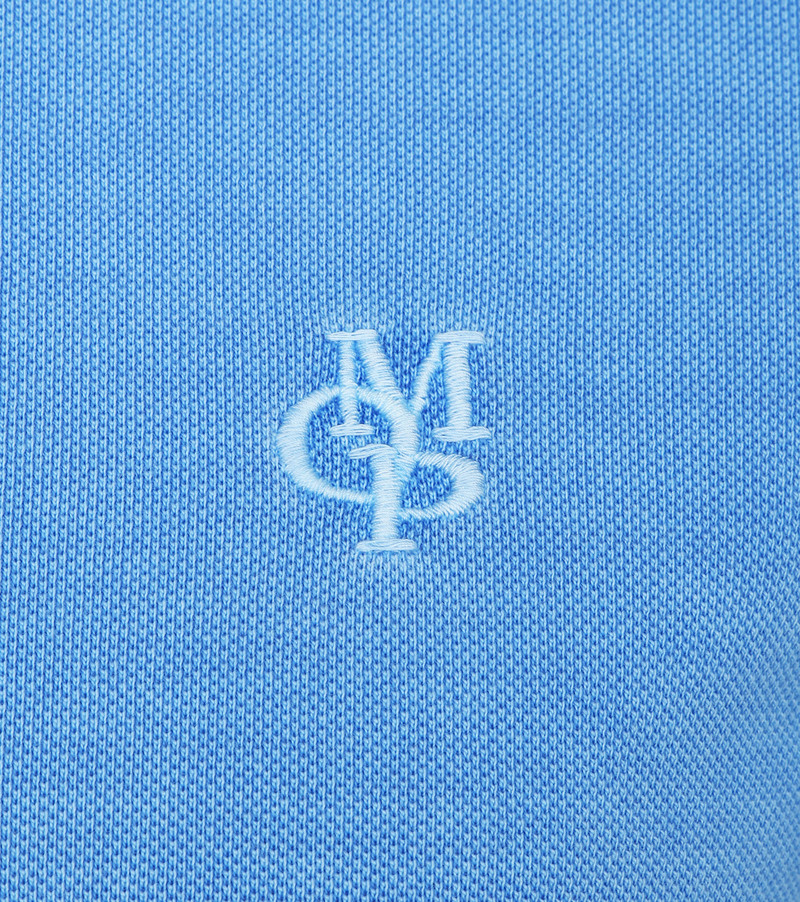 Marc O'Polo Blue Poloshirt photo 1