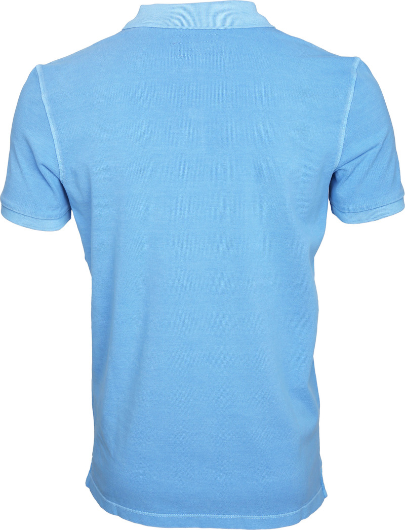 Marc O'Polo Blue Poloshirt photo 2
