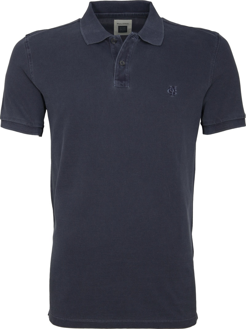 Marc O'Polo Dark Blue Poloshirt photo 0
