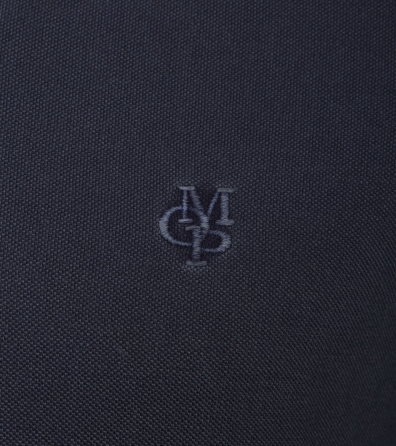 Marc O'Polo Dark Blue Poloshirt photo 1