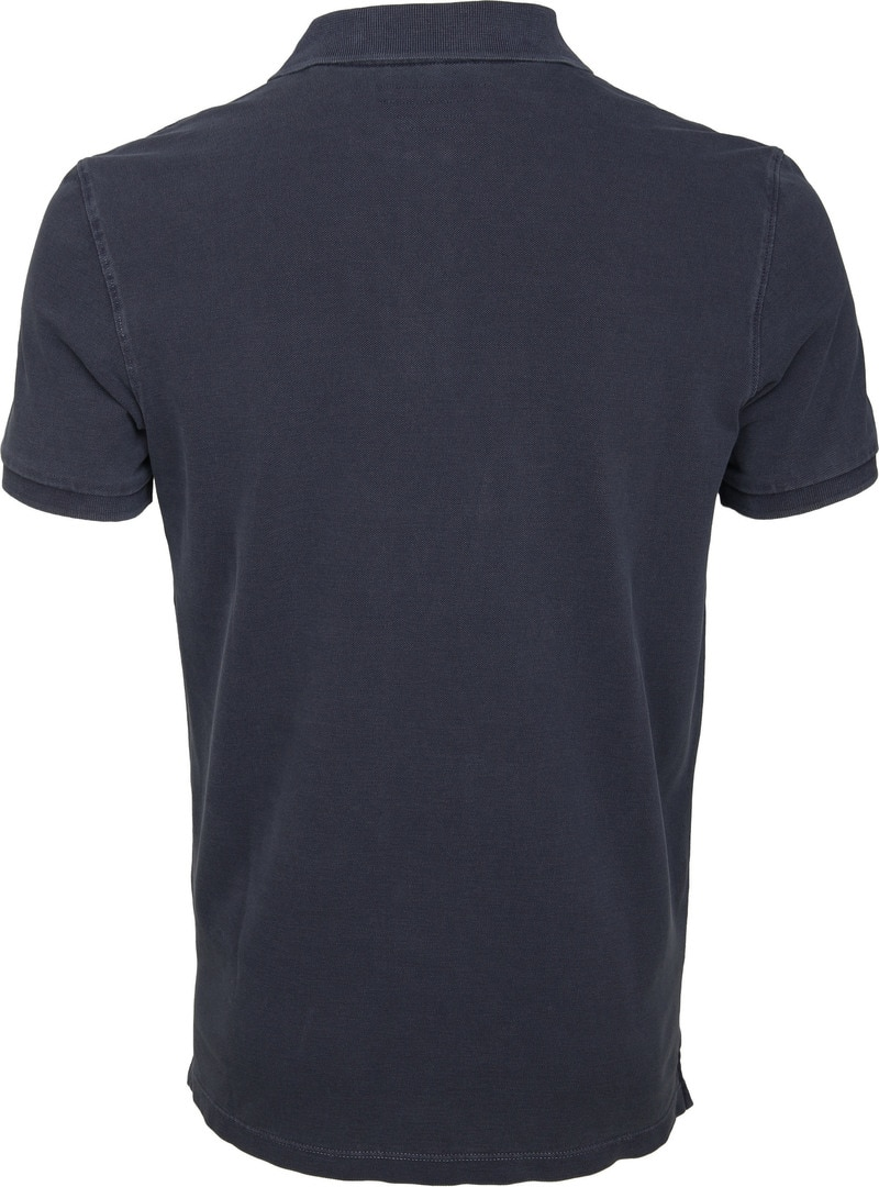 Marc O'Polo Dark Blue Poloshirt photo 2