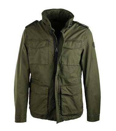 Marc O'Polo Field Jacket Groen  online bestellen | Suitable