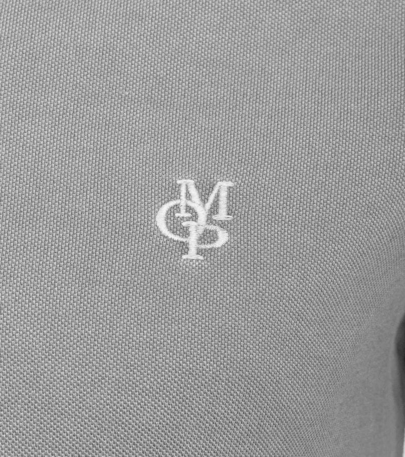 Marc O'Polo Grau Poloshirt Foto 1