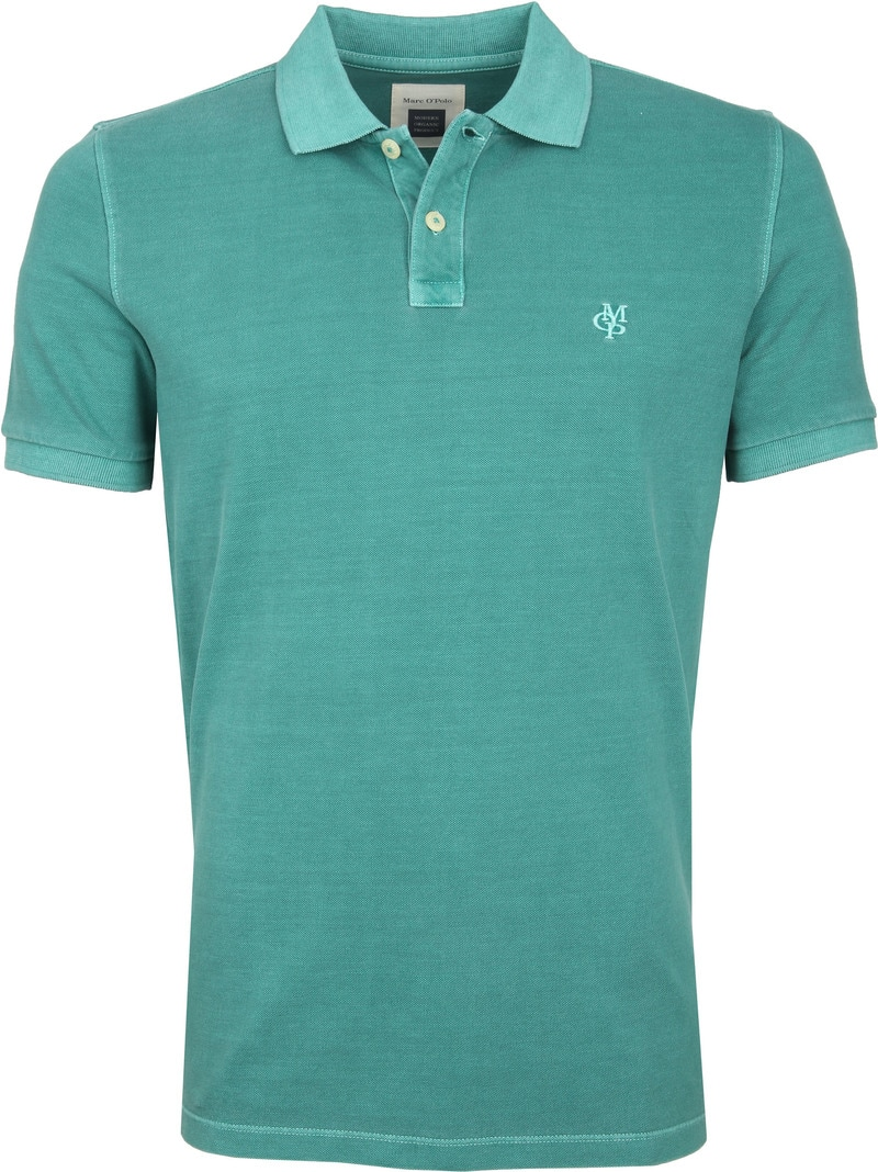 Marc O'Polo Green Poloshirt photo 0