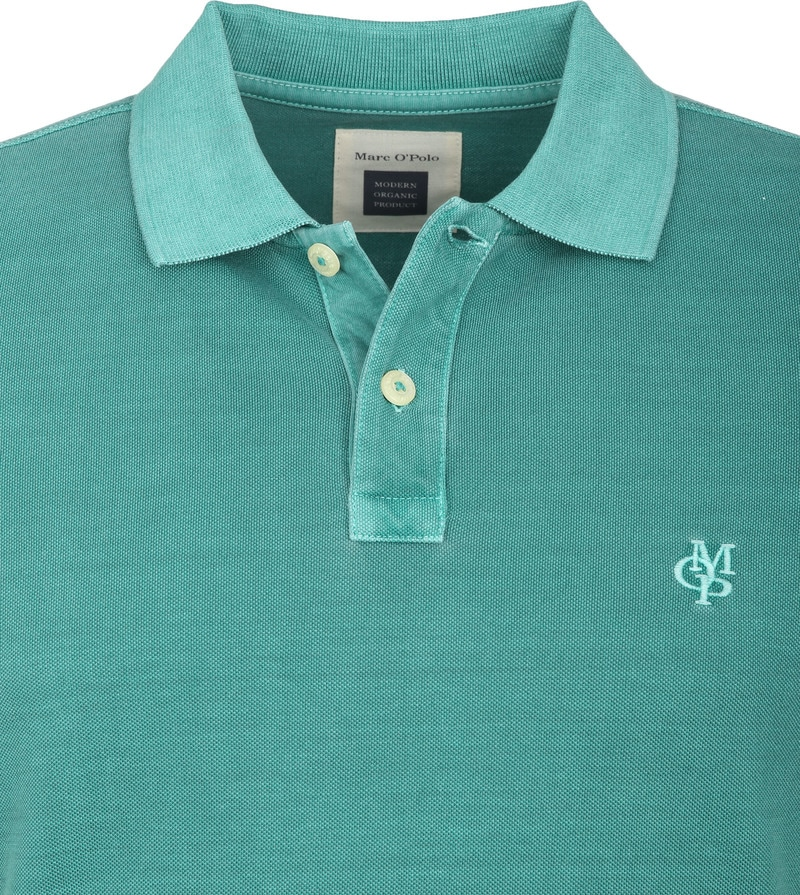 Marc O'Polo Green Poloshirt photo 1