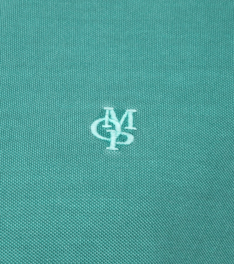 Marc O'Polo Green Poloshirt photo 2