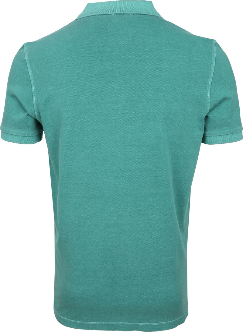 Marc O'Polo Green Poloshirt photo 3