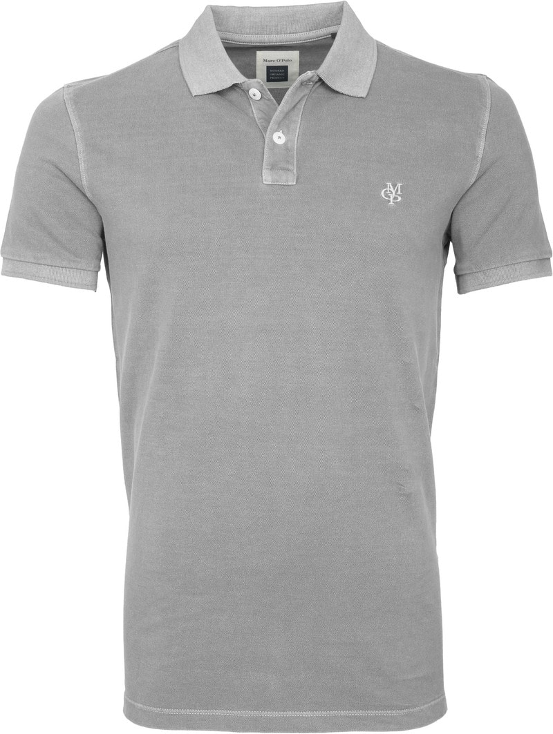 Marc O'Polo Grey Poloshirt photo 0