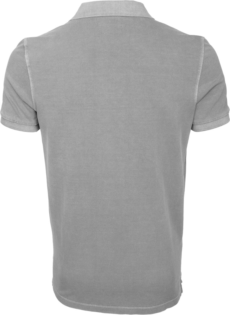 Marc O'Polo Grey Poloshirt photo 2