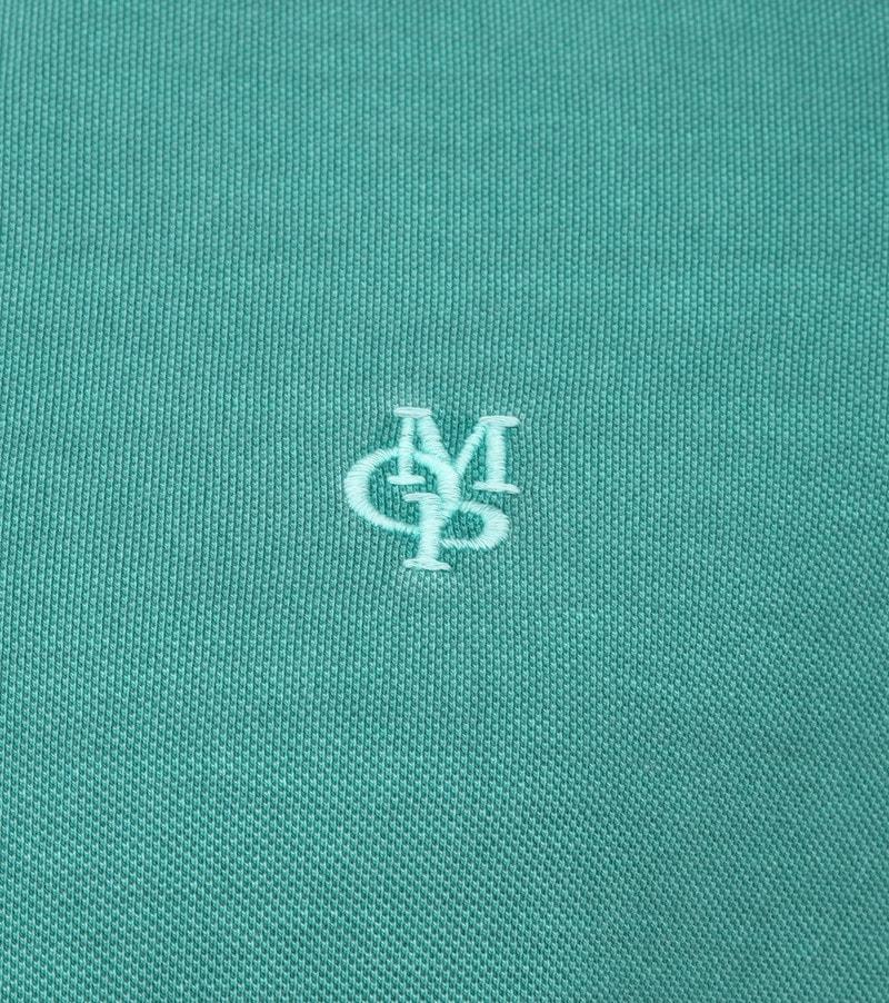 Marc O'Polo Grün Poloshirt Foto 2