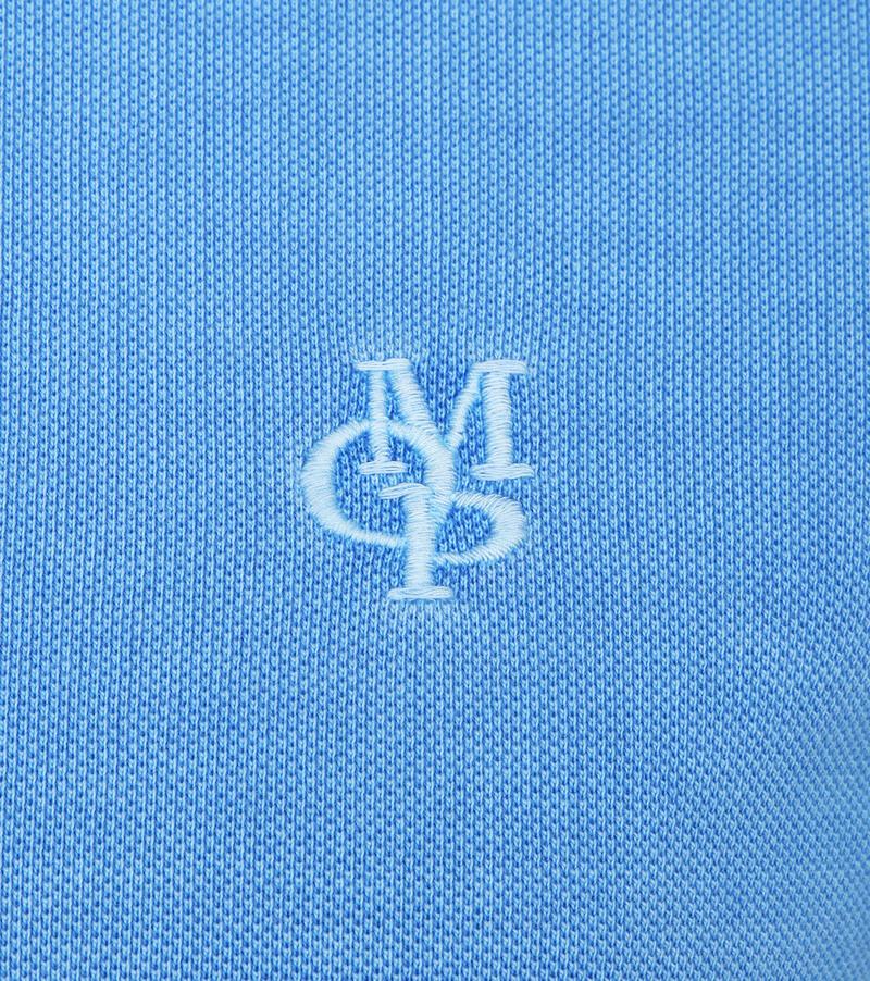 Marc O'Polo Hellblau Poloshirt Foto 1