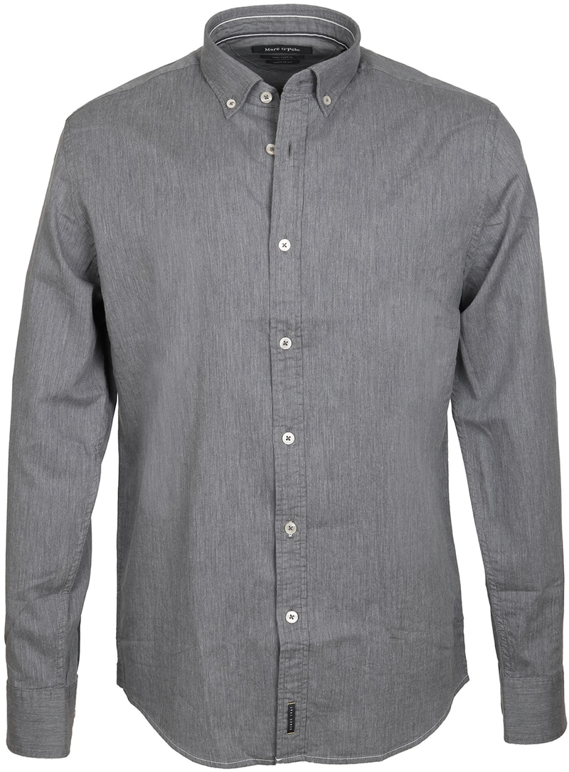 Marc O'Polo Hemd Grau  online kaufen   Suitable