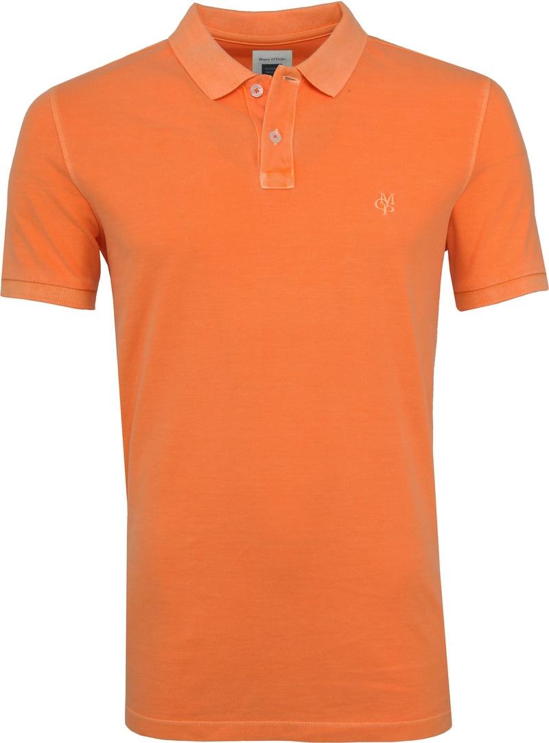 Marc O'Polo Oranje Polo