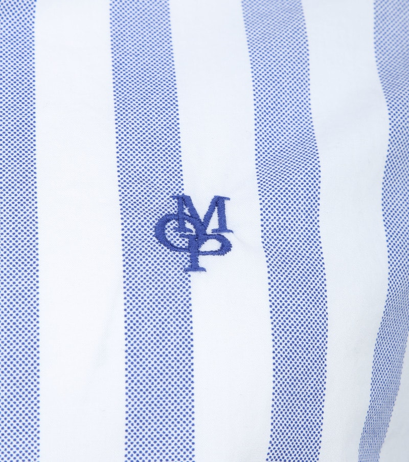 Marc O'Polo Overhemd Blue Stripes photo 2