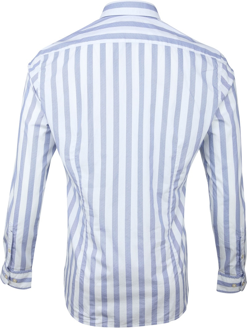 Marc O'Polo Overhemd Blue Stripes photo 4