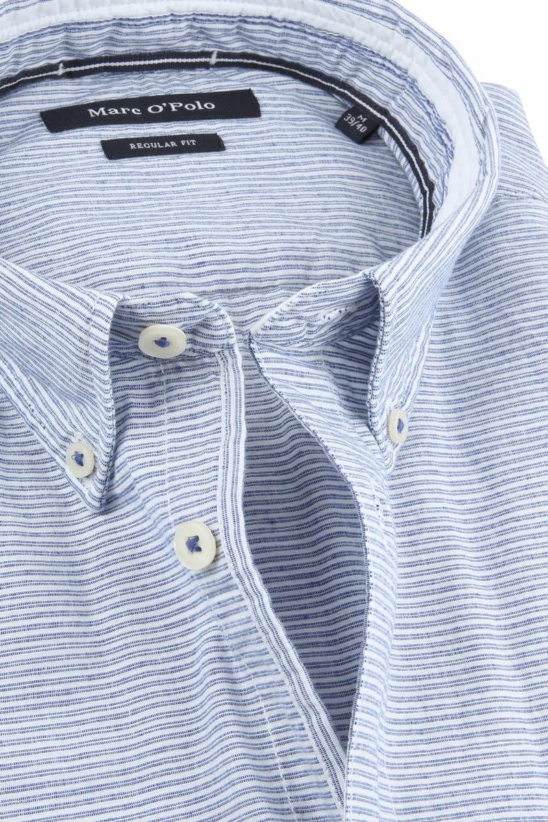 Marc O'Polo Overhemd Blue Stripes MF photo 1