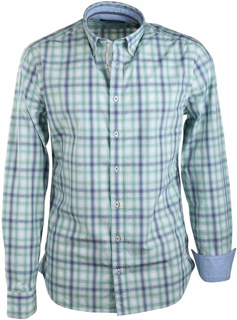 Marc O'Polo Overhemd Groen Ruit  online bestellen   Suitable