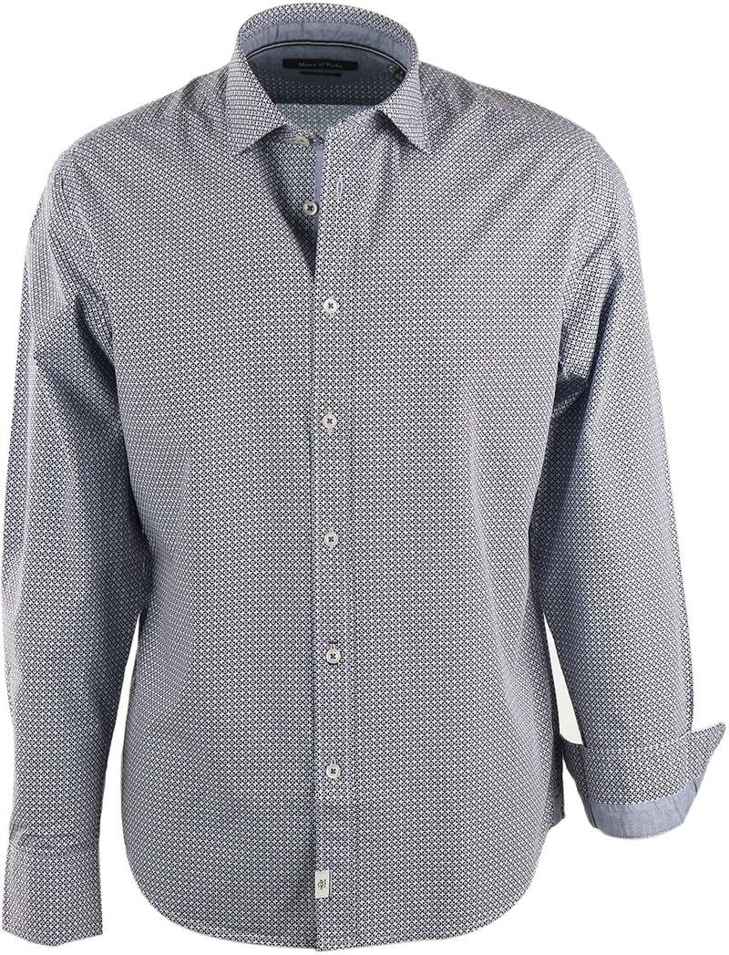 Marc O'Polo Overhemd Print  online bestellen | Suitable
