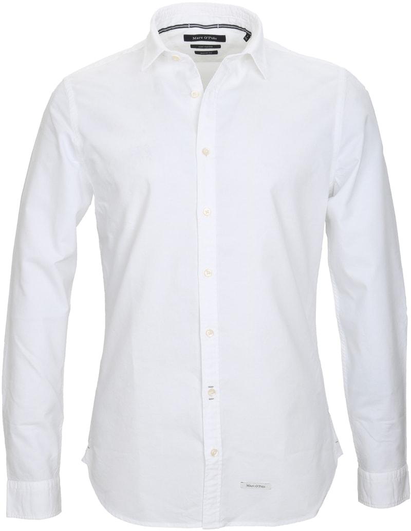 Marc O'Polo Overhemd Wit  online bestellen | Suitable