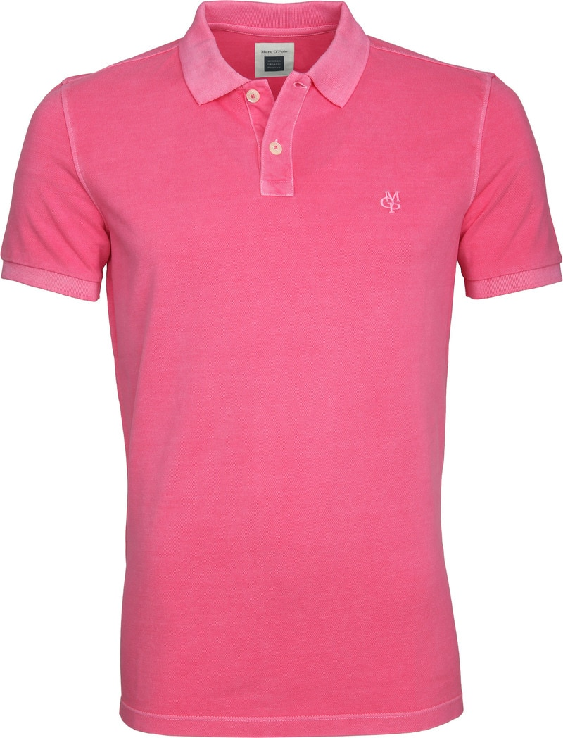 Marc O'Polo Pink Poloshirt photo 0