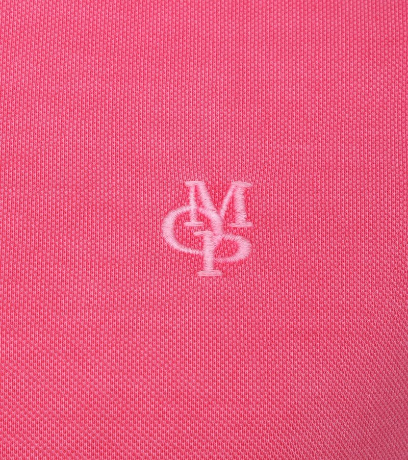 Marc O'Polo Pink Poloshirt photo 1