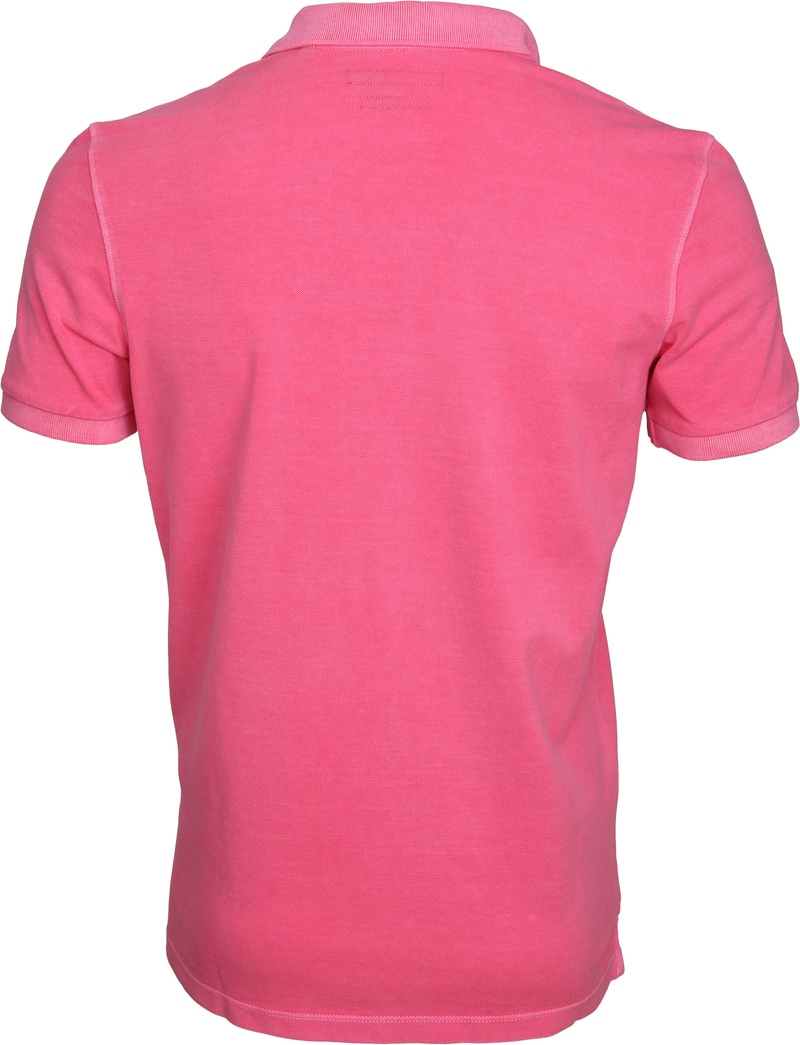 Marc O'Polo Pink Poloshirt photo 2