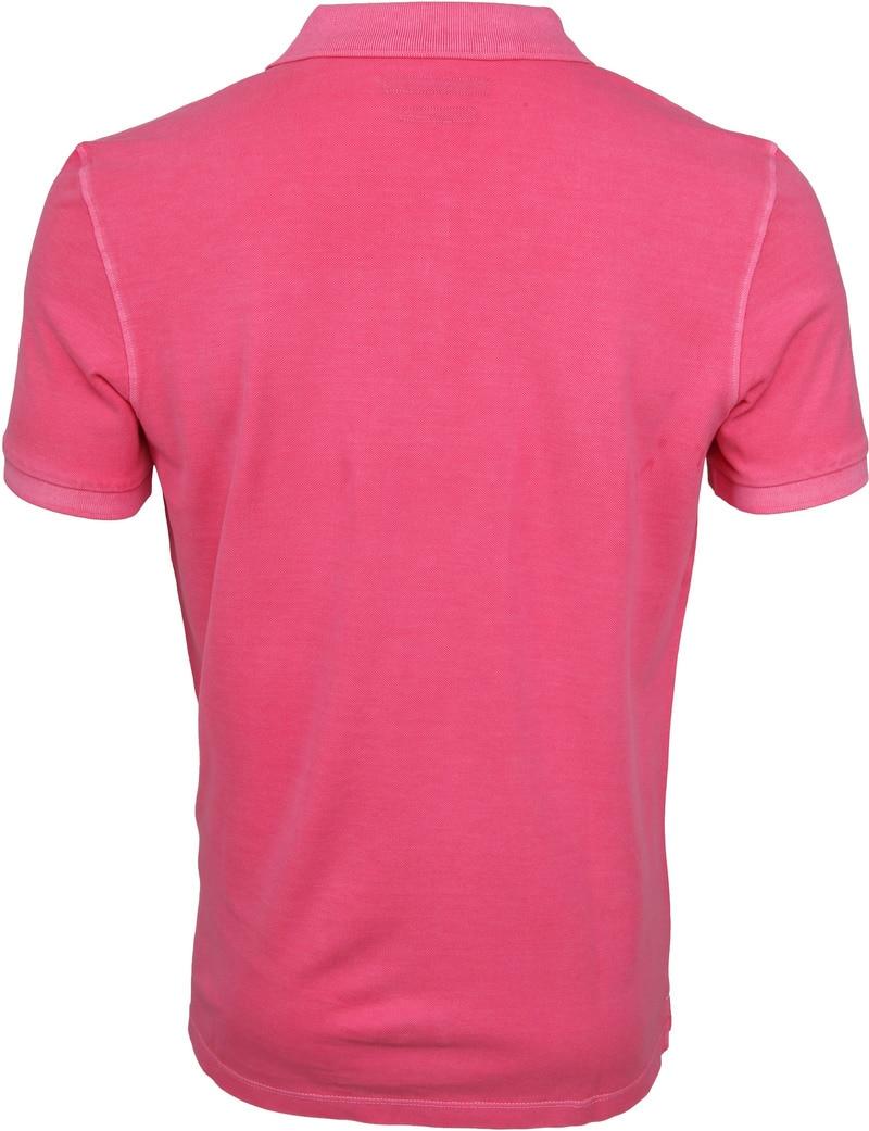 Marc O'Polo Poloshirt Garment Dyed Ibis Pink photo 3