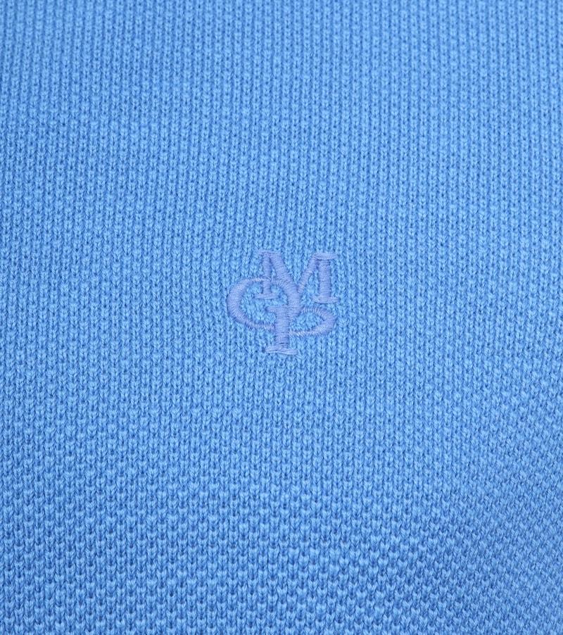 Marc O'Polo Pullover Dessin Blue photo 2