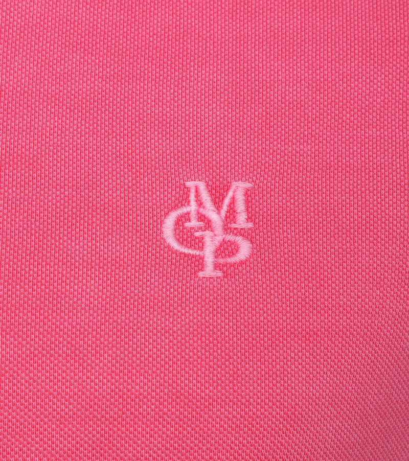 Marc O'Polo Rosa Poloshirt Foto 1
