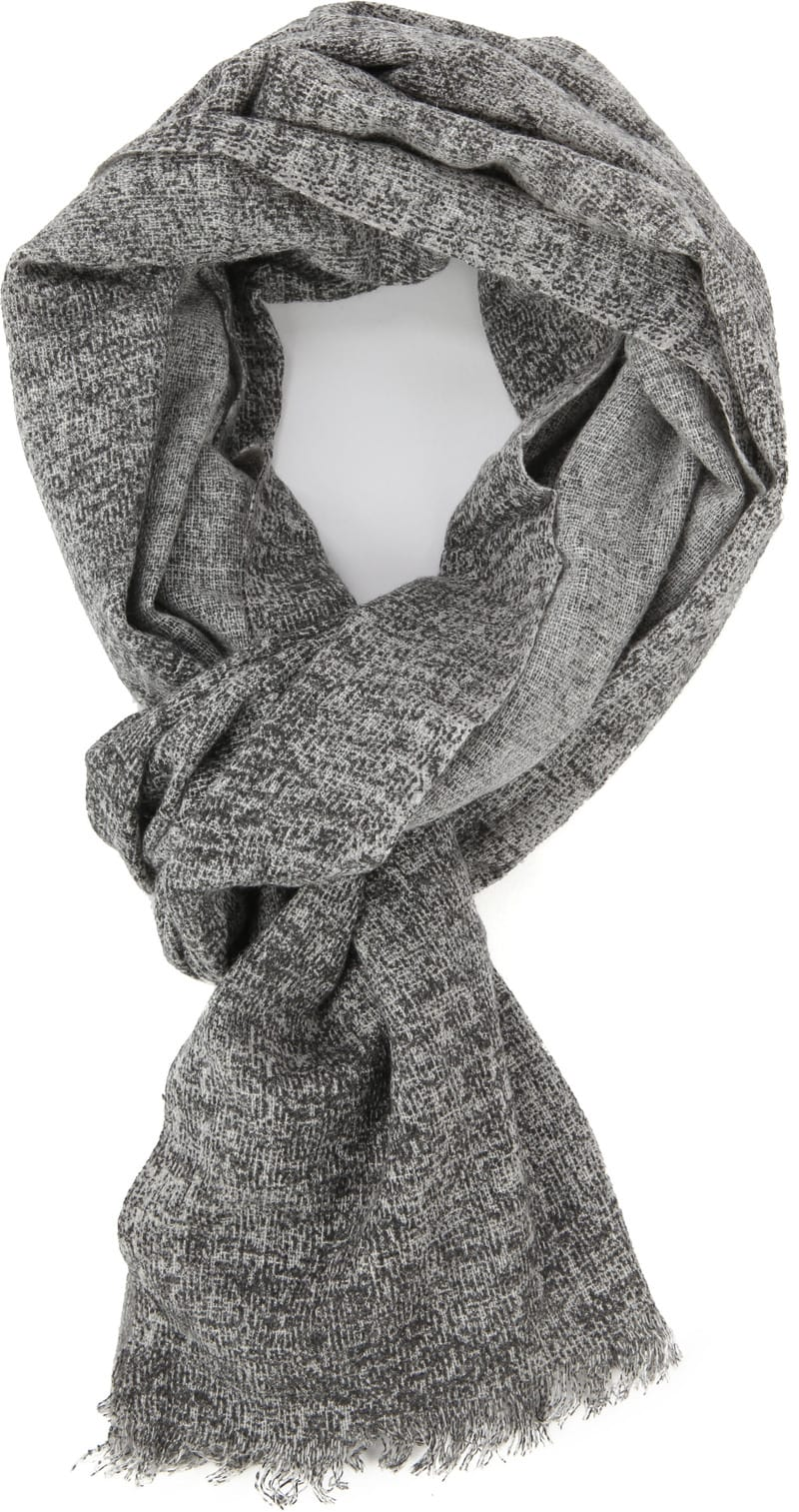 Marc O'Polo Scarf Grey Melange photo 0